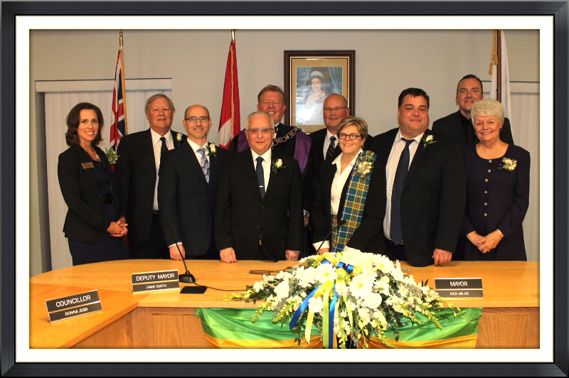 New Tecumseth Council 2015